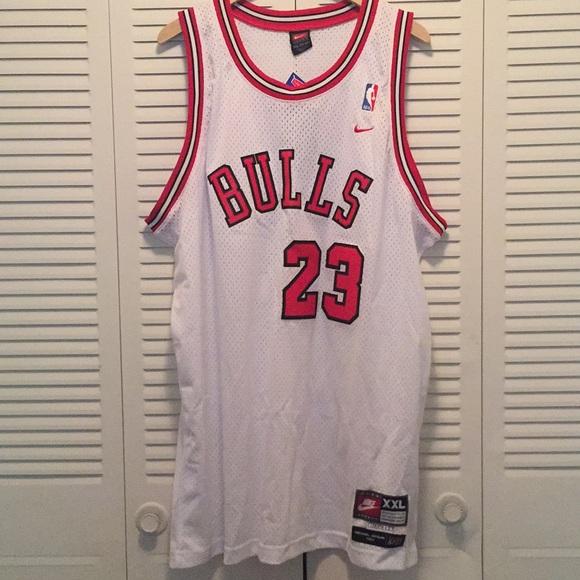 separation shoes d08bf ba0d3 Chicago Bulls Jordan Jersey #23 NWT